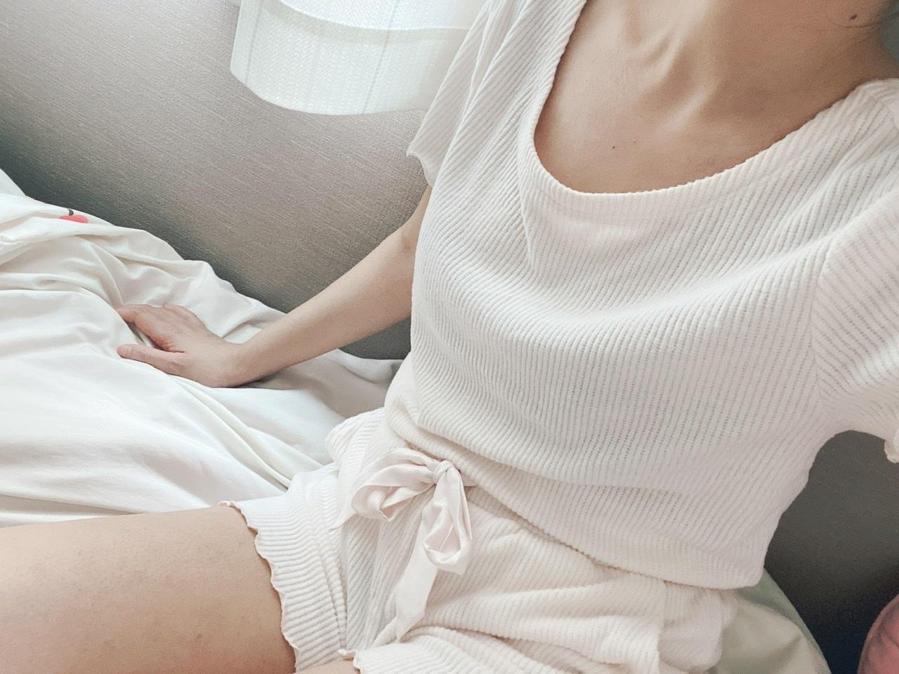 【GU】大絶賛の嵐!新作パジャマが史上最高の可愛さ♡《ラウンジセット¥1,490》は絶対買い!_3