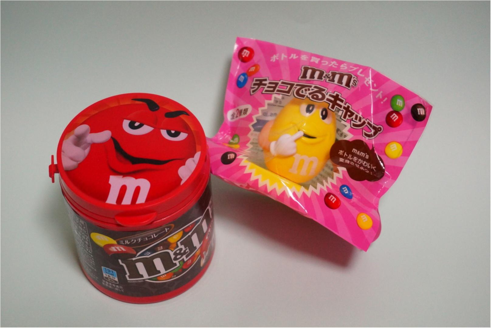 《期間限定》原宿にNY発カラフルパフェ登場✨日本初上陸のM&M'Sマイボトルチョコを作っちゃおう♪_9