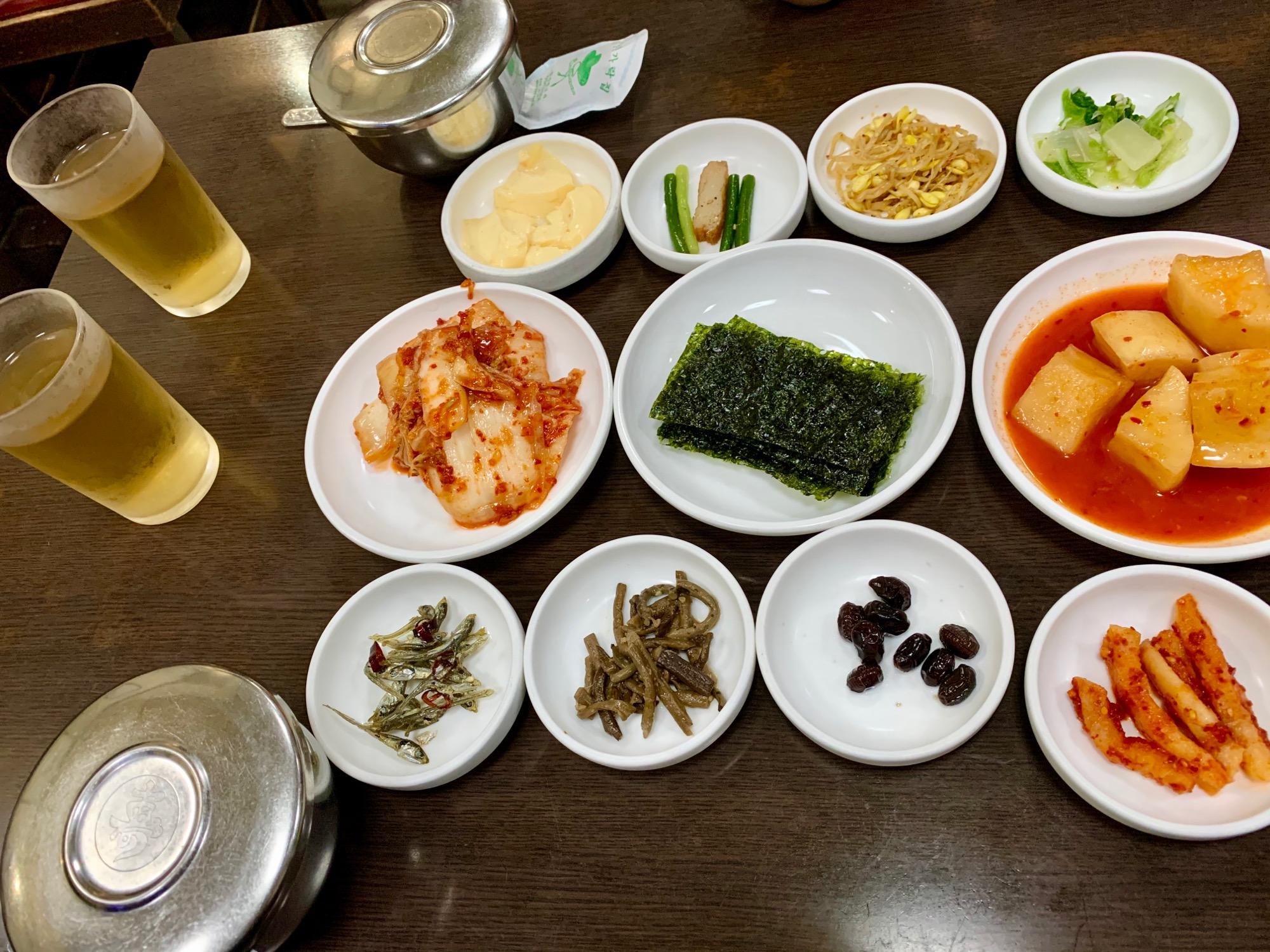 《24時間営業の韓国料理有名店❤️》【赤坂•一龍】で絶品!ソルロンタン☻_2