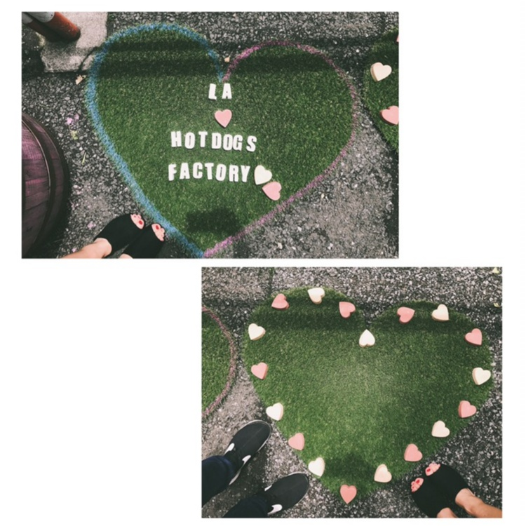 【FOOD】沖縄で人気のカフェが池袋に♡!これから流行る!\LA❤︎Hotdogs Factory/_2