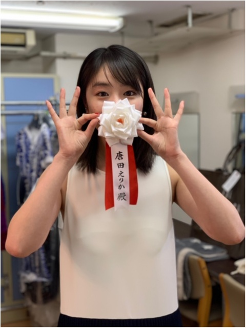 MORE専属モデル・唐田えりか、山路ふみ子新人女優賞を受賞! 女優としてさらに来年もはばたいて!_2