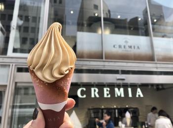 《表参道でしか食べられない!》高級ソフトクリーム【クレミア】期間限定ストアは要チェック❤️