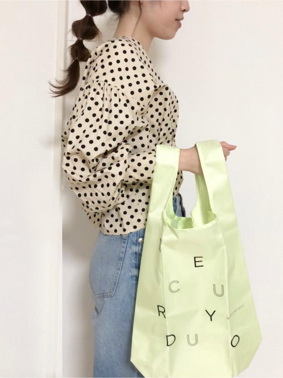 【MORE7月号】絶対買うべき!マーキュリーデュオのエコバッグが可愛い♡_2