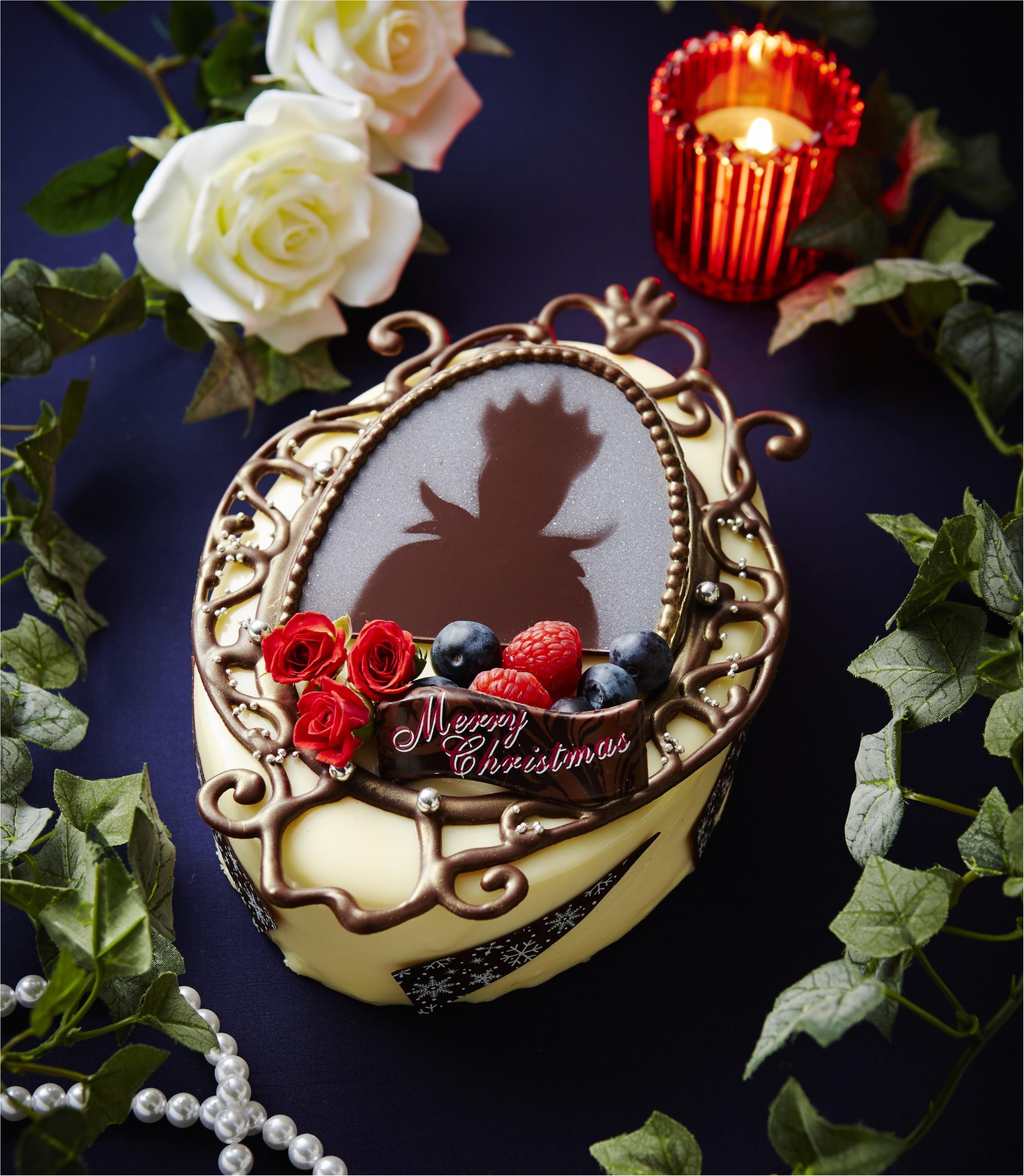 今年のテーマは白雪姫♡ 『京王プラザホテル』のロマンティックなクリスマスケーキ_1