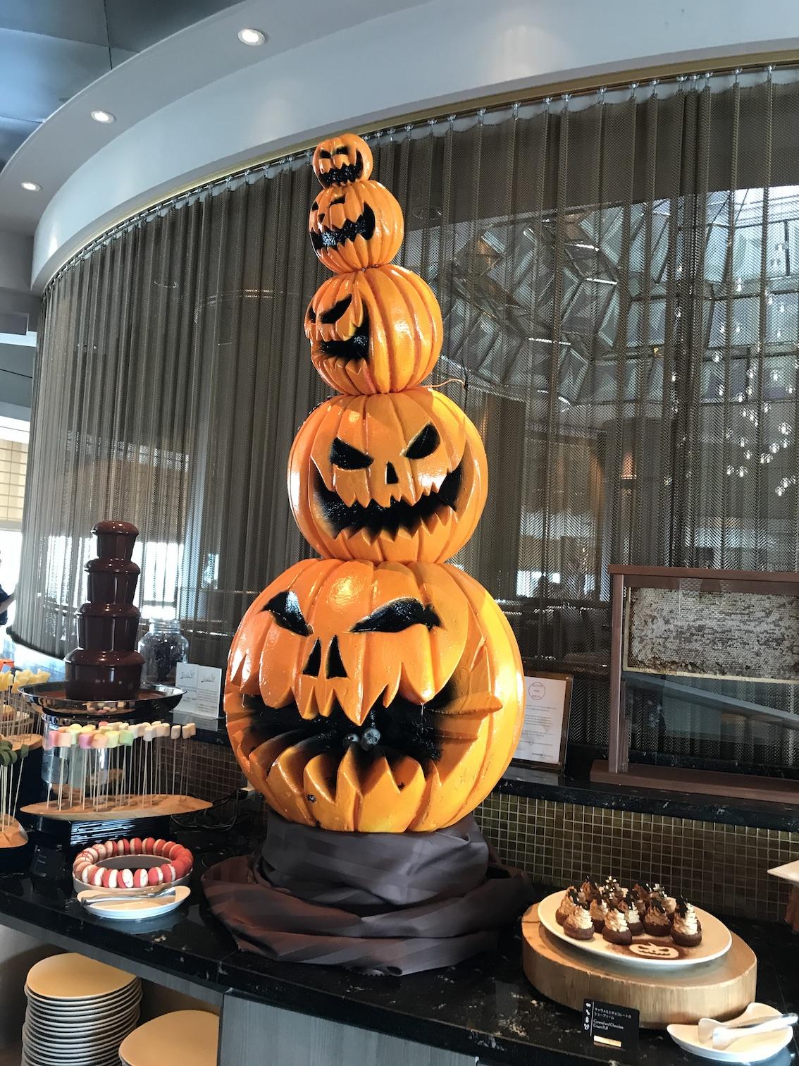 【ハロウィンスイーツブッフェへ出掛けよう!】10/5〜スタート!スイスホテル南海大阪 Swiss Chocoholic Halloween Buffet レセプションに行ってきました。【大阪 難波 なんば】_14