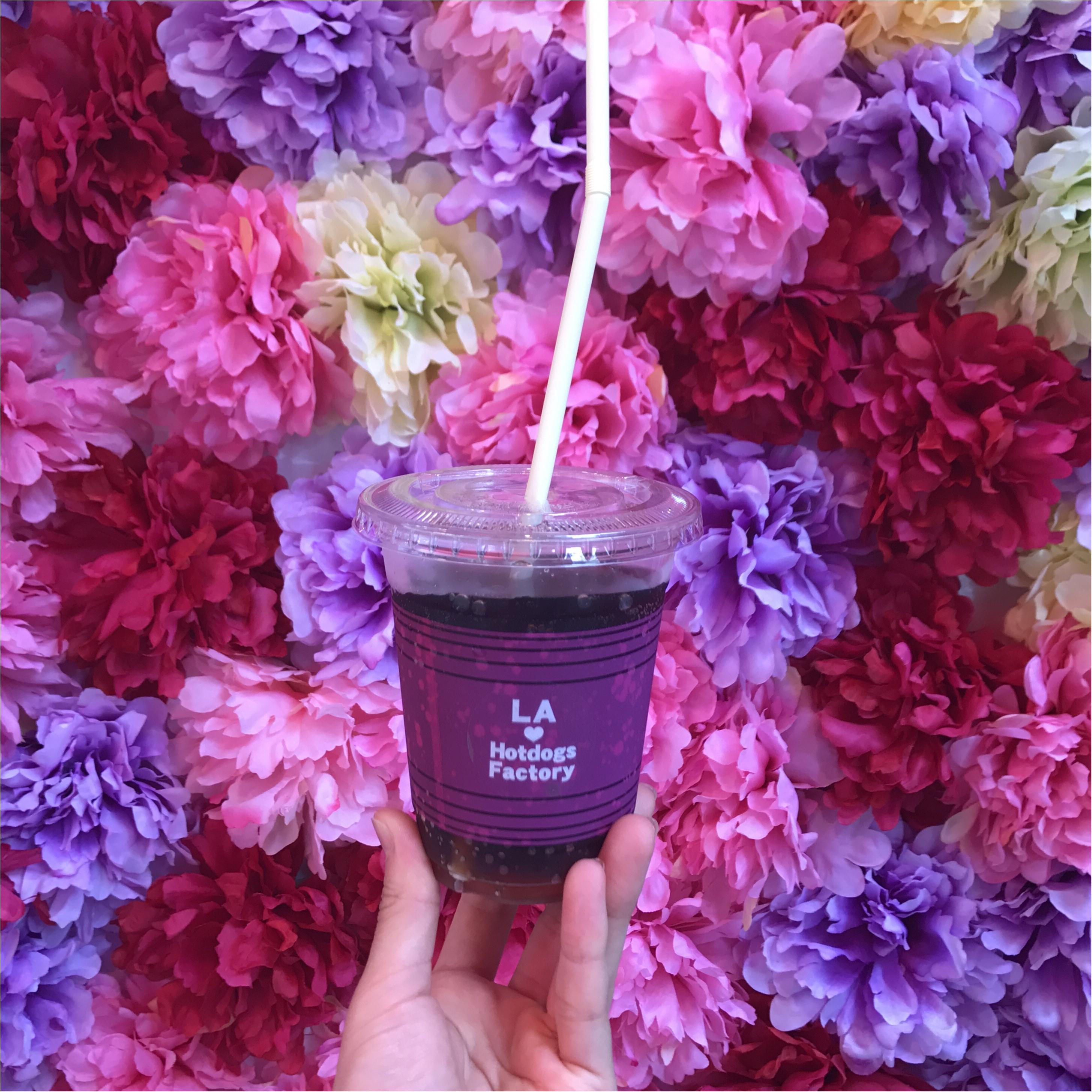 【FOOD】沖縄で人気のカフェが池袋に♡!これから流行る!\LA❤︎Hotdogs Factory/_5
