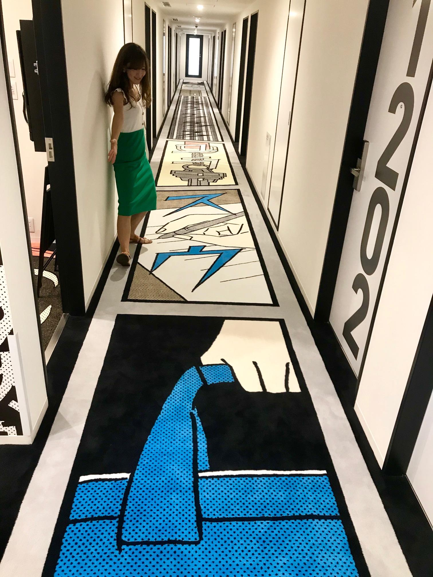 東京・浜松町に新ホテル「HOTEL TAVINOS Hamamatsucho」がオープン!マンガをコンセプトにした、交通アクセス抜群のユニークホテル_11