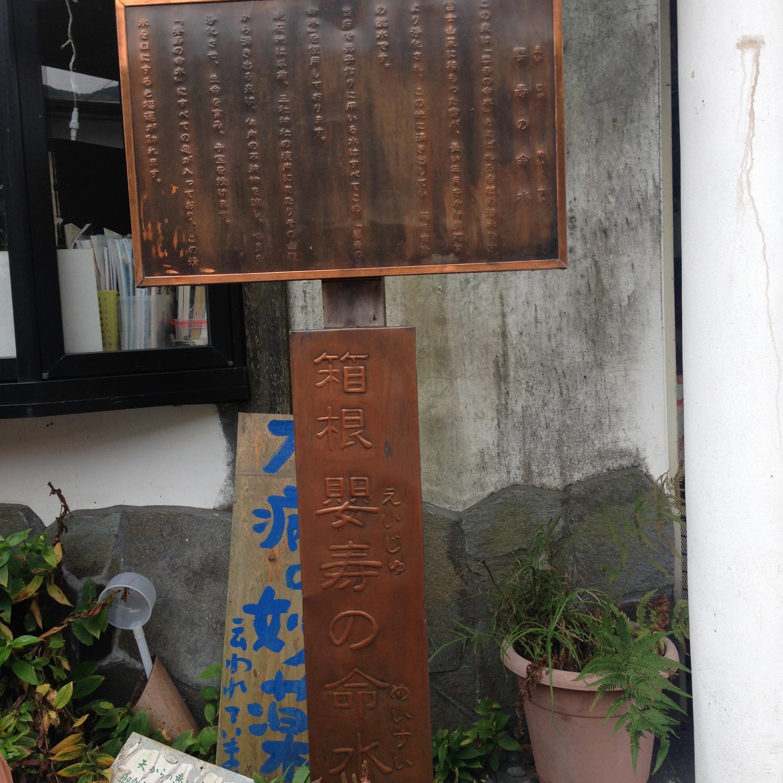 いざ、参らん!箱根のパワースポット。縁結びの神&富士山の美味しい湧き水もタダで❤️_5