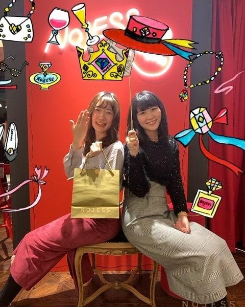 【NOJESS代官山店】ニューオープン記念した限定商品の一粒ダイヤリングを購入♡_4