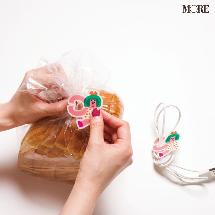 花束をモチーフにしたラッピングアイテムに胸きゅん♡ AIUEO『clear pack はなたばS』【こちら、三戸文房具堂。】_3