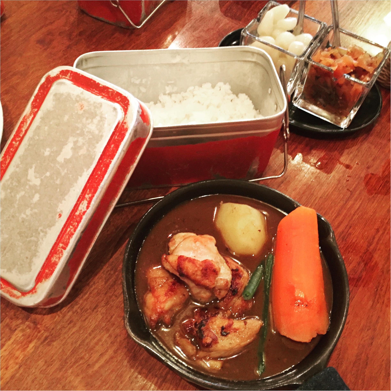 小麦粉不使用&野菜とお肉を煮込み溶かしたスープが絶品の横浜カリー『ALPIN JIRO』≪samenyan≫_3