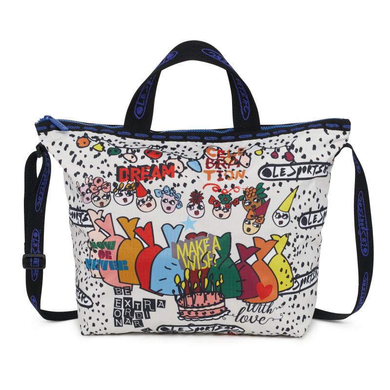 ハッピーになれるバッグといえば……♡『アルベール・エルバス × レスポートサック』コラボ第3弾発売中!_2_1