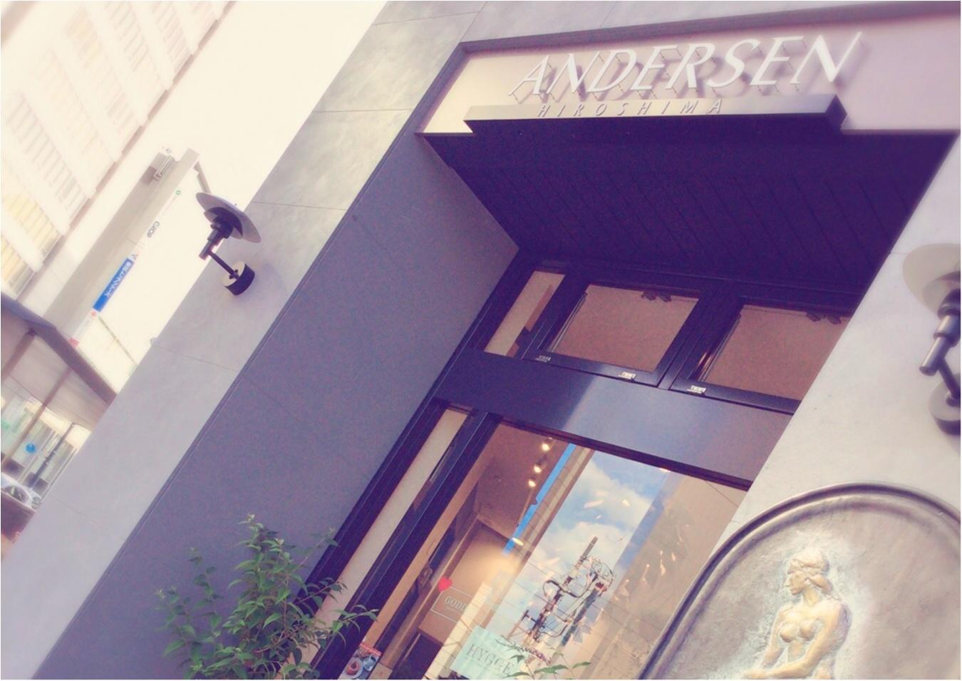 【ご当地カフェ】ここでしか食べられない!広島で知らない人はいない《アンデルセンカフェ》のおすすめメニュー❤️_8