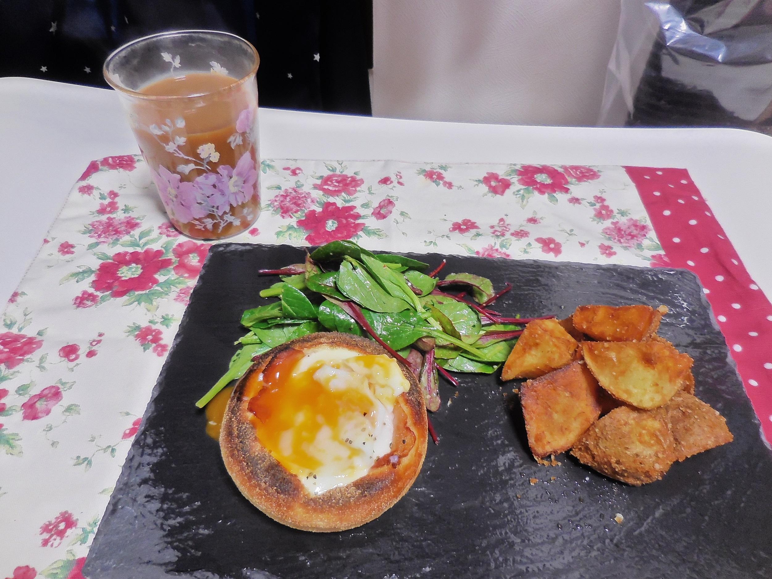 【最強の朝食と言われるイングリッシュマフィンを使ったレシピ、わたしもためしてみました!】_3