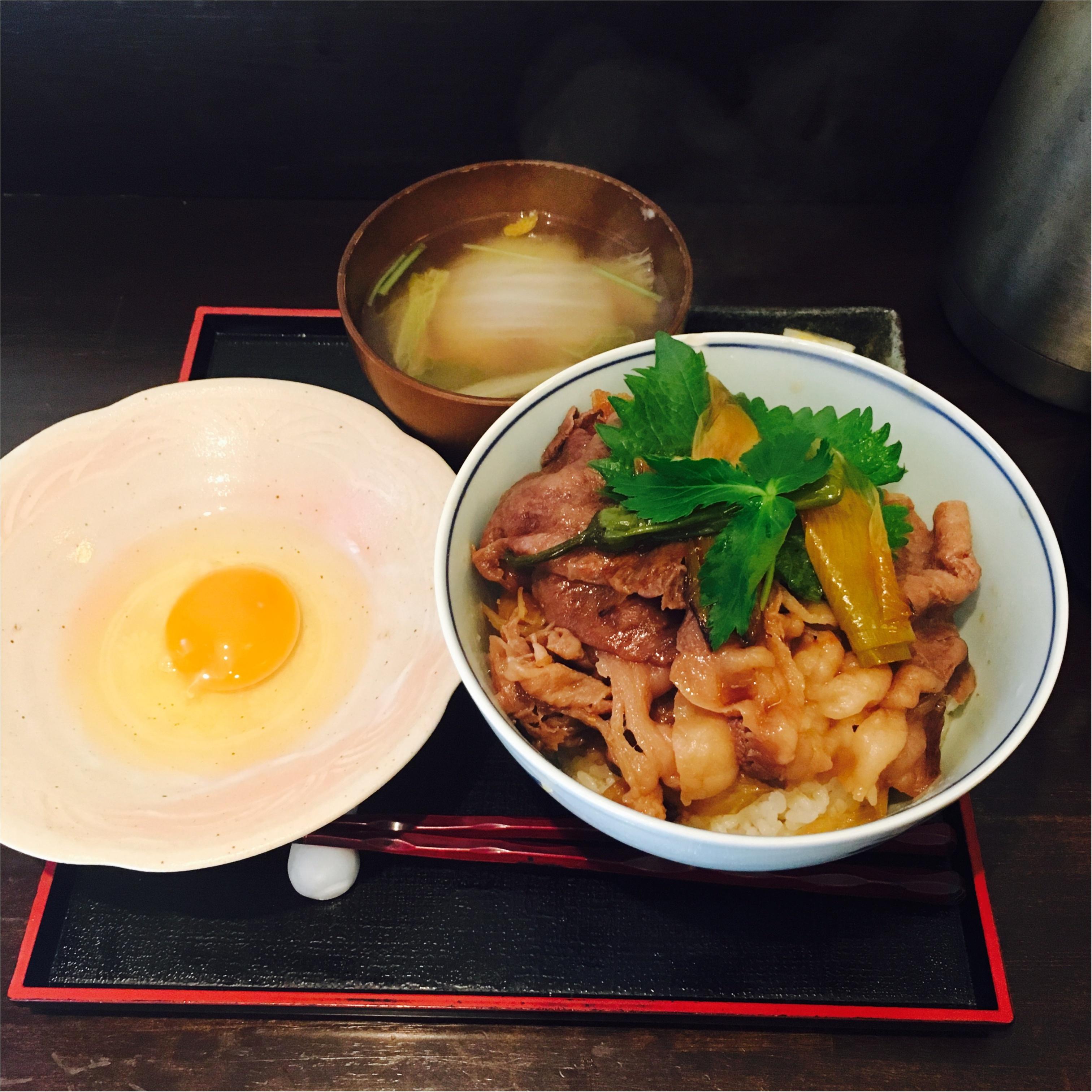 毎日行列の人気店【広重】で絶品の≪神戸牛の牛丼≫を食べてきました!_2