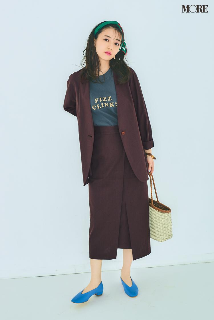 結果お得だから♡「ジャケット+スカート」のセットアップを春のほしい物候補筆頭に! 5タイプを厳選! PhotoGallery_1_3