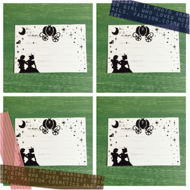 …ஐ 【描き方のコツ公開】結婚式の招待状は可愛く返信しよう♡ ஐ¨_2
