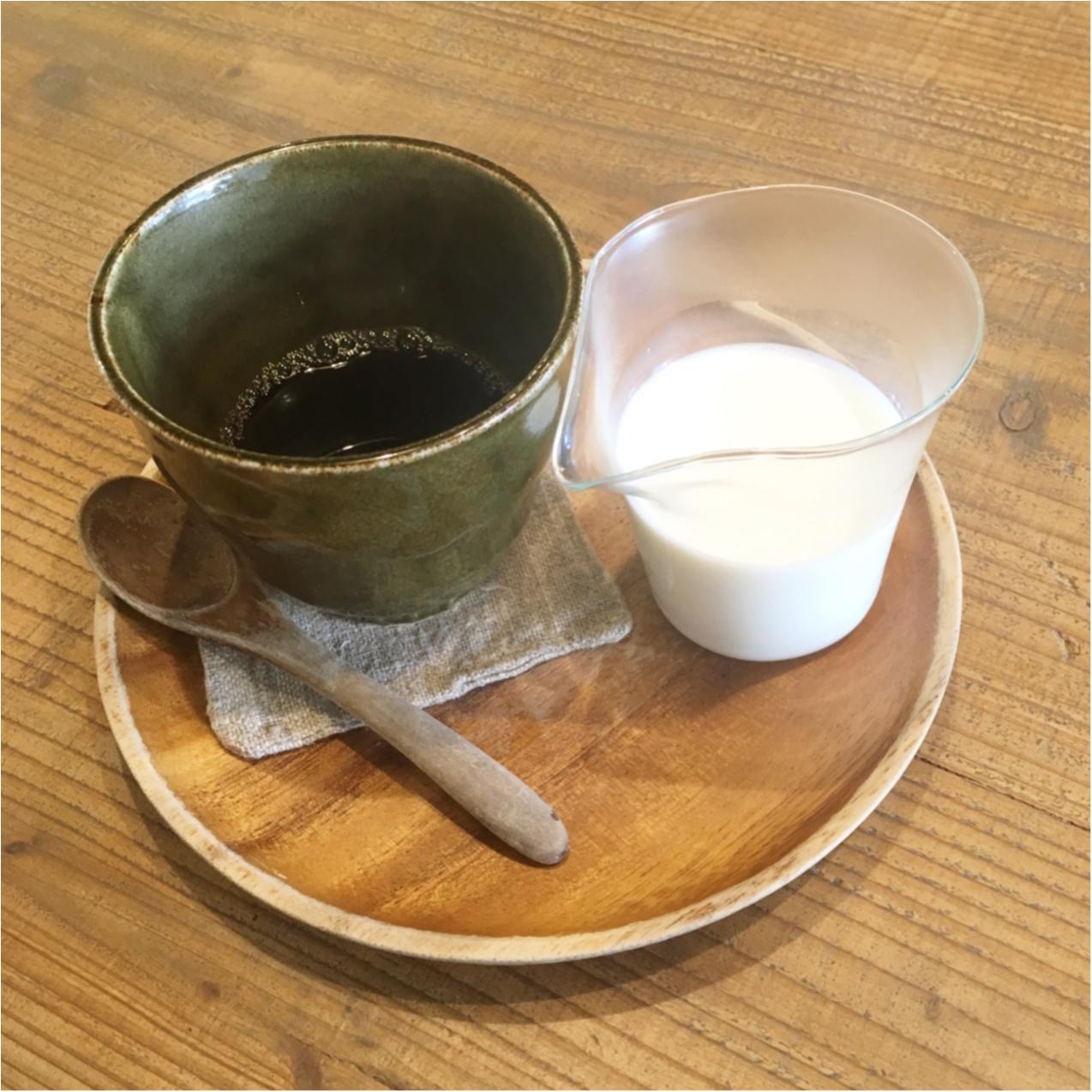 一日の始まり ♪ ナチュラルカフェでほっこり朝ごはん♡_6