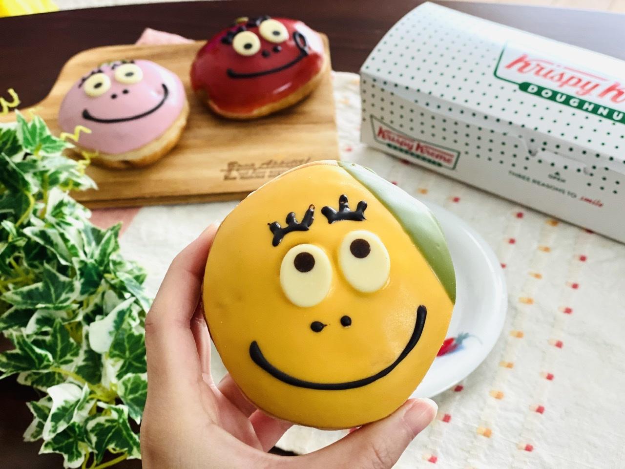 『クリスピー・クリーム・ドーナツ』のバーバパパコラボが可愛すぎて食べられない!? コンビニスイーツも気になる♪【今週のモアハピ部人気ランキング】_3_3