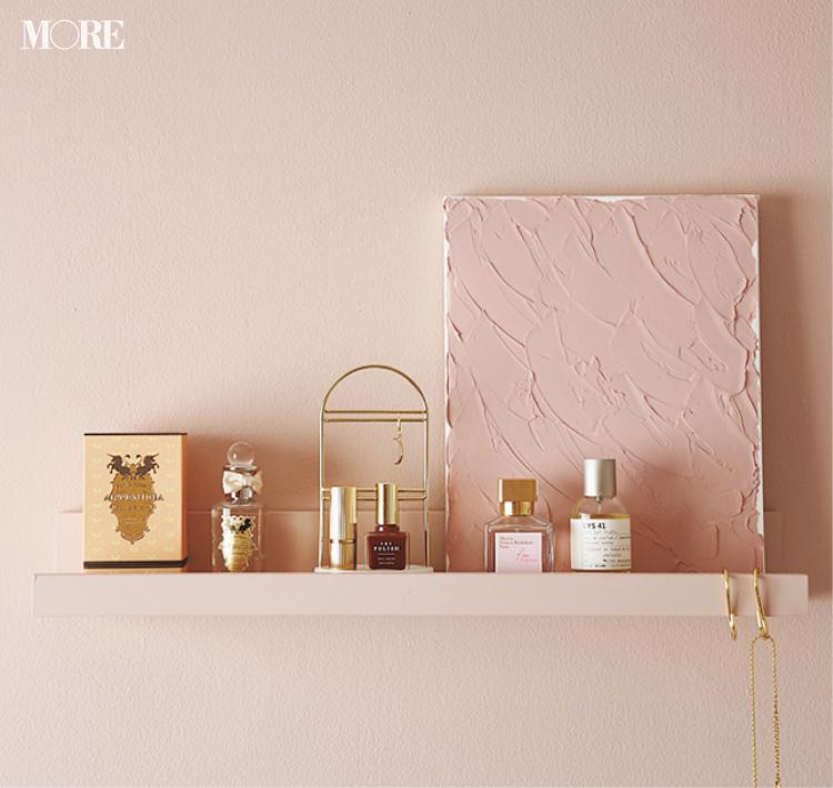 壁や床をDIY♡ 『楽天ROOM』『Francfranc』『イケア』などでインテリアや雑貨も厳選した、おしゃれなピンクの部屋作りに注目_4