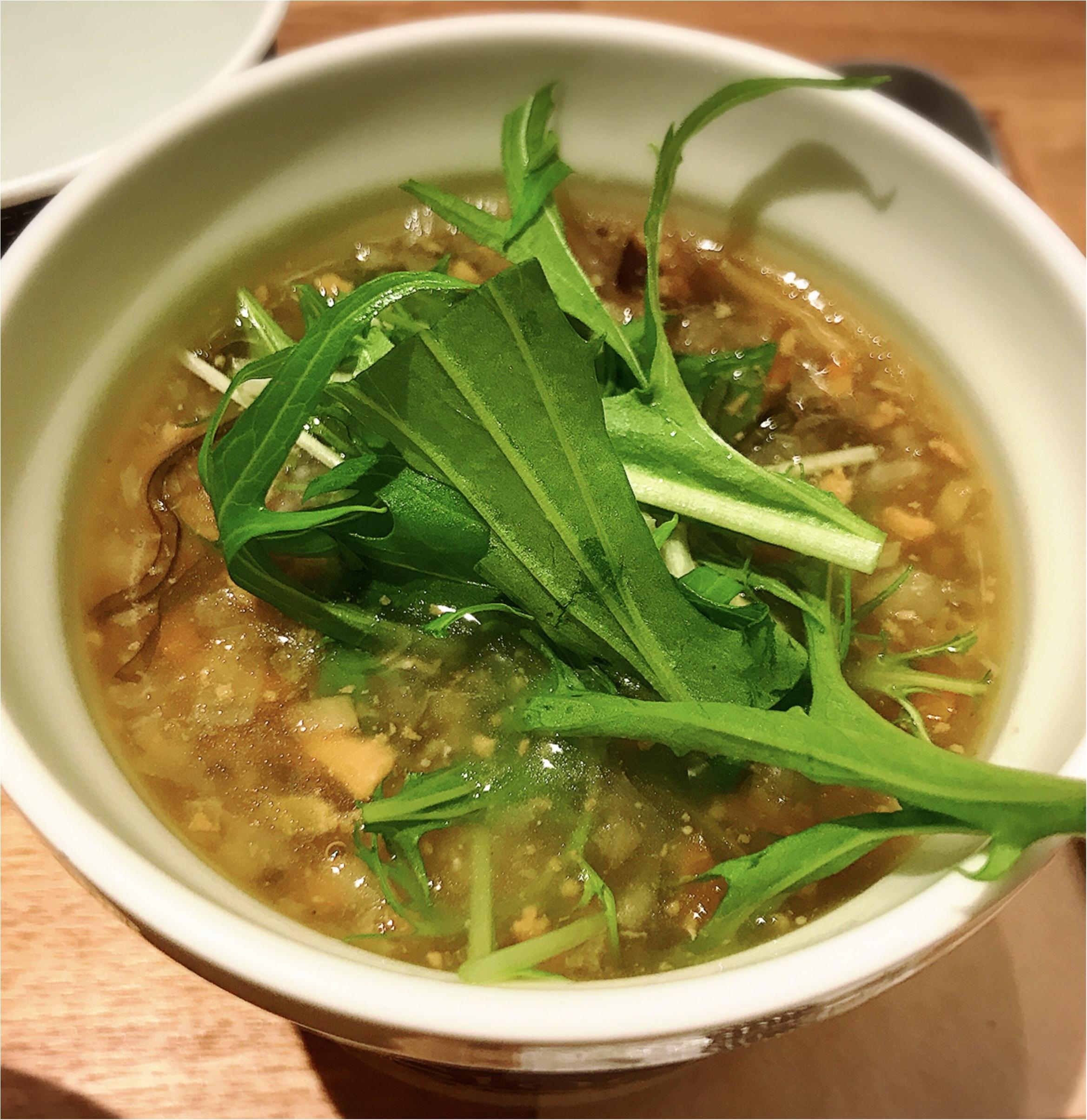 【Soup Stock Tokyo】寒い日に食べたい❤︎体があたたまるおすすめスープ☺︎_3