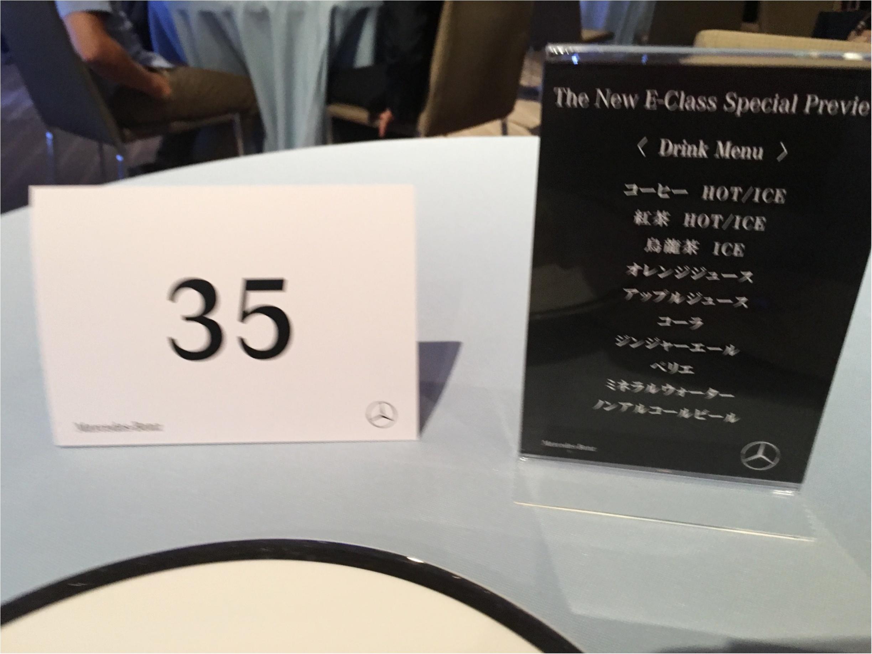 ♡憧れのメルセデスベンツの発表パーティー‼︎試乗もしたよ♡モアハピ◡̈のぞみ♡_4