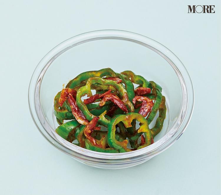 【作りおきお弁当レシピ】ピーマン・キャベツ・枝豆など緑の野菜を使った簡単おかず6品! 可愛い見た目の一品も♡_4