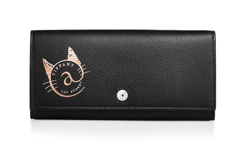 ティファニー、限定の長財布
