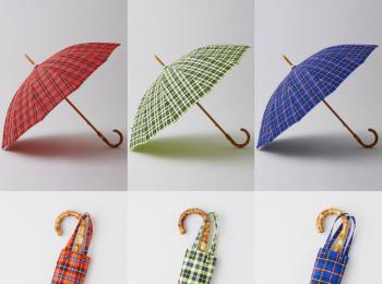 梅雨時も『トラディショナル ウェザーウェア』のカラフルなレイングッズで可愛く過ごそう!