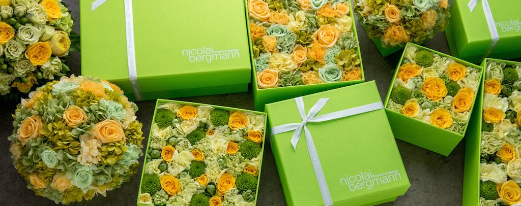お花をギフト&手みやげに! 『ニコライ バーグマン フラワーズ & デザイン』のフラワーアレンジメントが素敵!_2