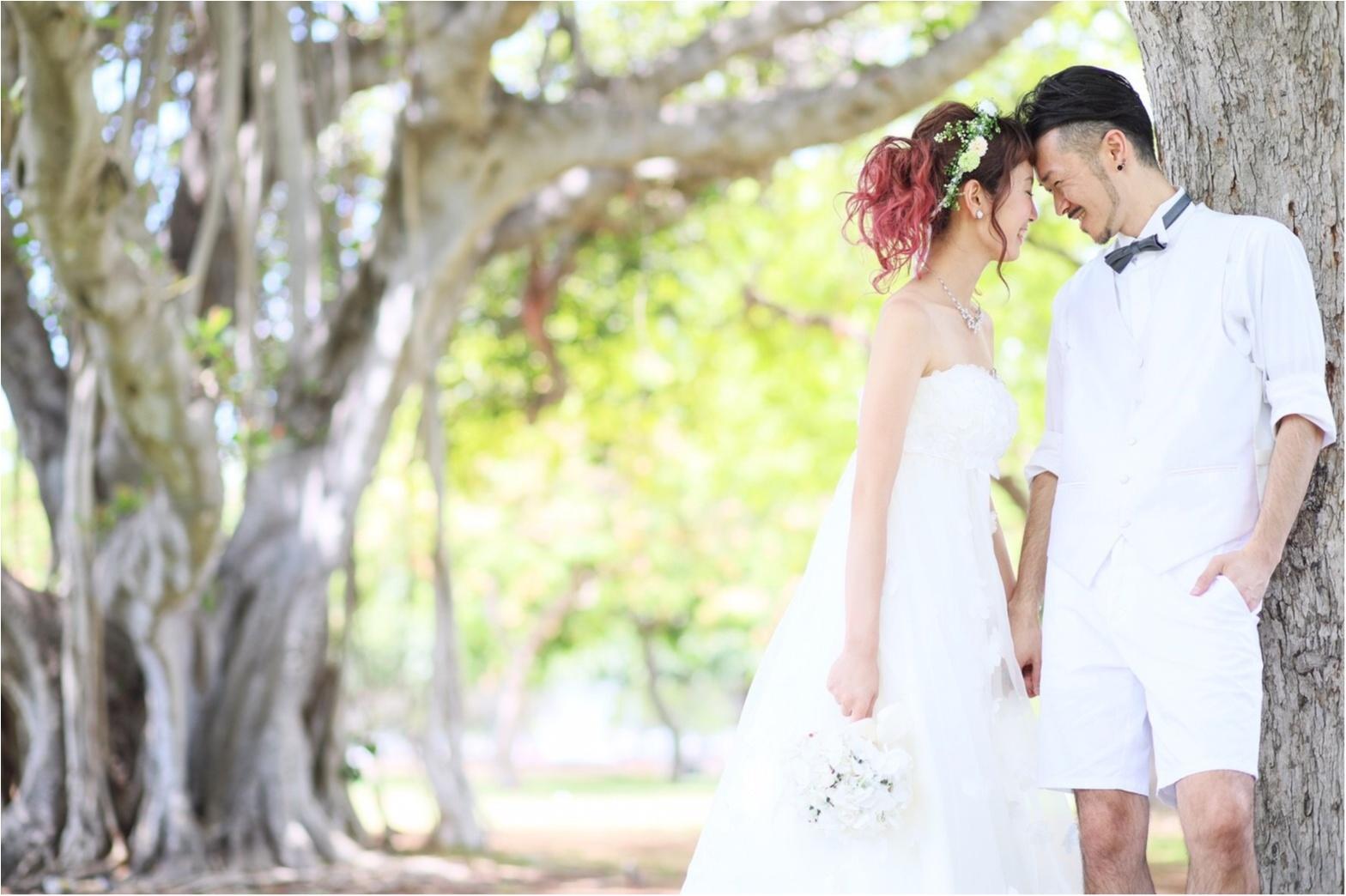 【プレ花嫁さん必見】ハワイでウェディングフォト撮影-ビーチ撮影・ハンドメイドの小物たち-_7