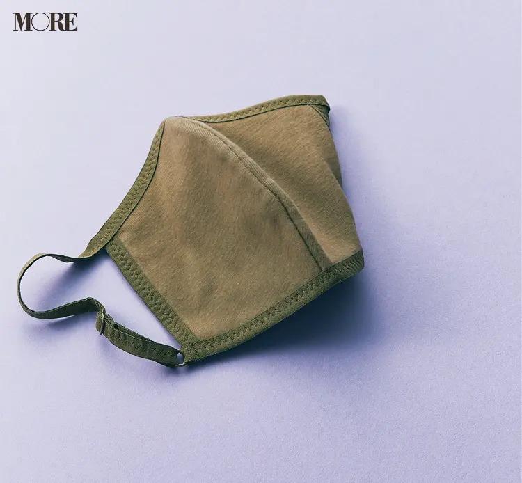 おすすめ洗えるマスクのスキンアウェアのオーガニックコットンウイルスプロテクションマスク
