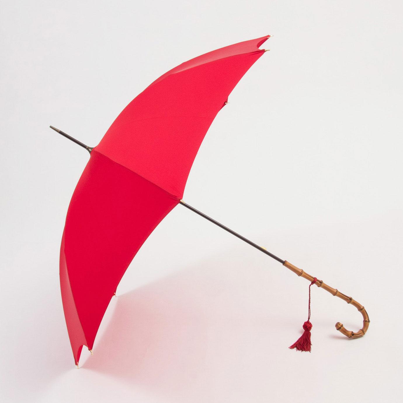 母の日ギフト、フォックスアンブレラの赤い傘