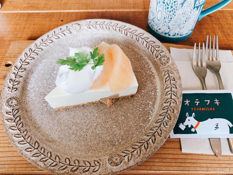 【おすすめカフェ】《季節のフルーツ》がお洒落なスイーツに♡_2