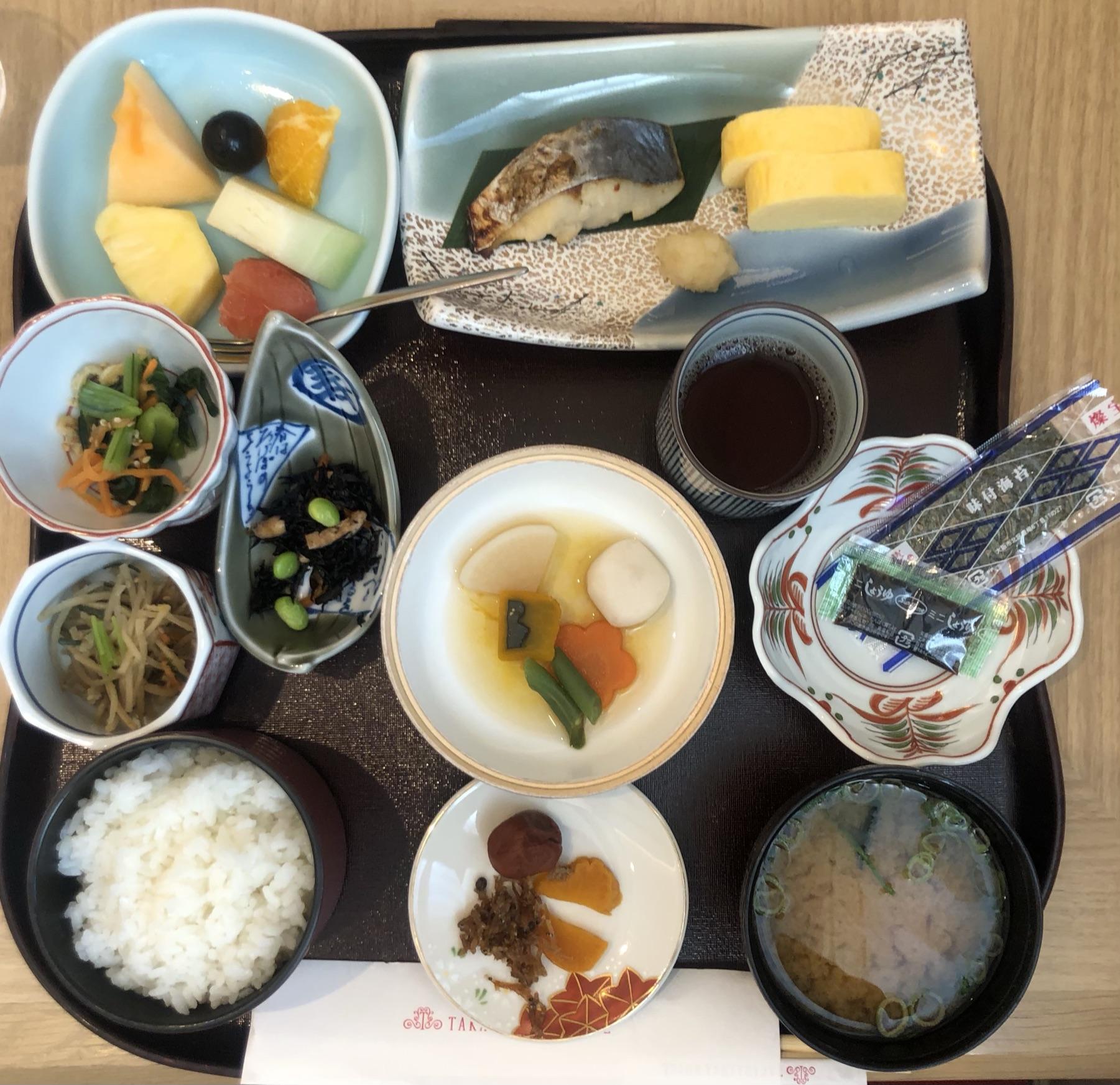 宝塚ホテル 和食 懐石料理 夕食
