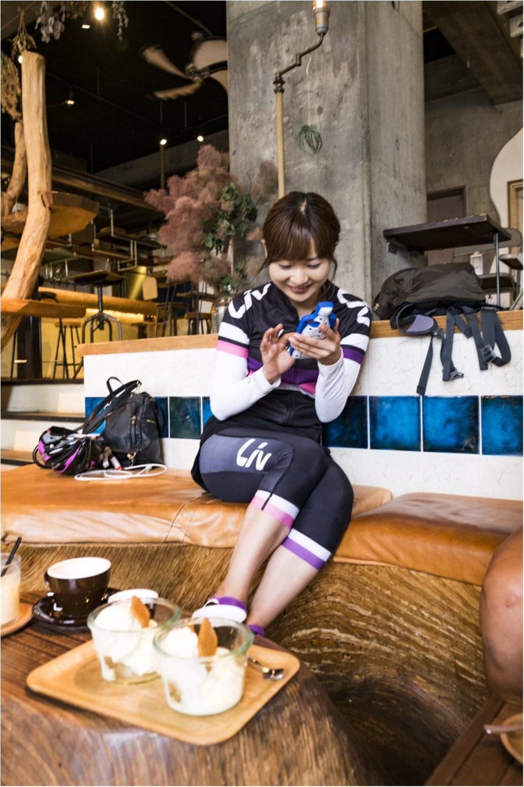 東京の名所巡り!ロードバイクですいすいお散歩♪  #ツール・ド・東北【#モアチャレ あかね】_6