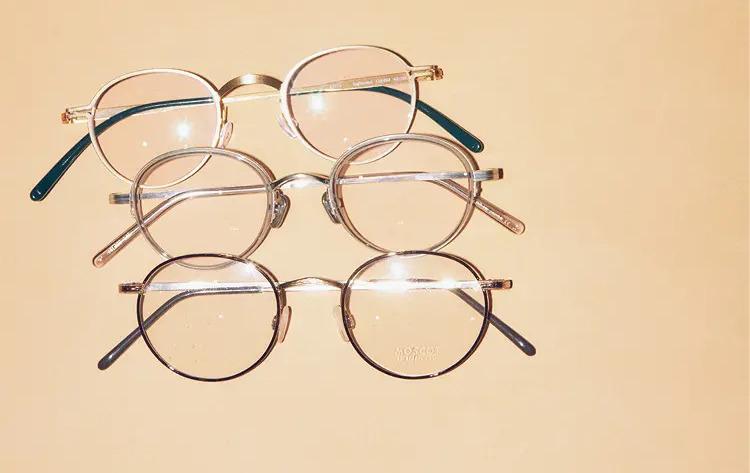 ハフマンス&ノイマイスター、カーニー、モスコットトウキョウのおしゃれなメガネ