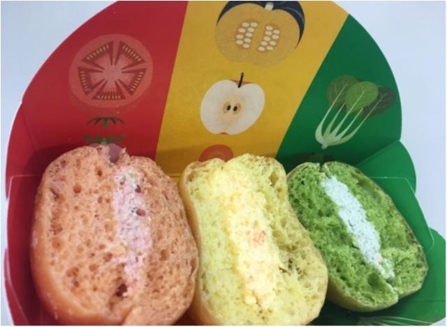 【ミスド×タニタ】野菜が入ったヘルシードーナッツ誕生!ベジポップを食べてみた_3