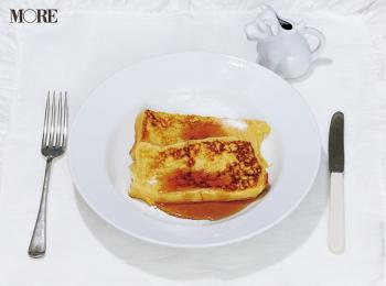 ホテル風フレンチトーストを超時短で作る方法!