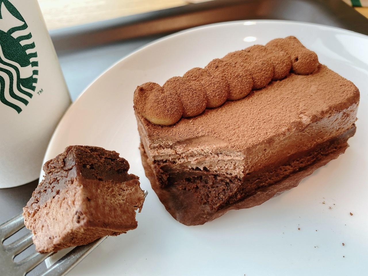 【スタバ】絶対食べたい!新作バレンタインケーキ《デザート ザ ショコラ》が超絶美味♡_4