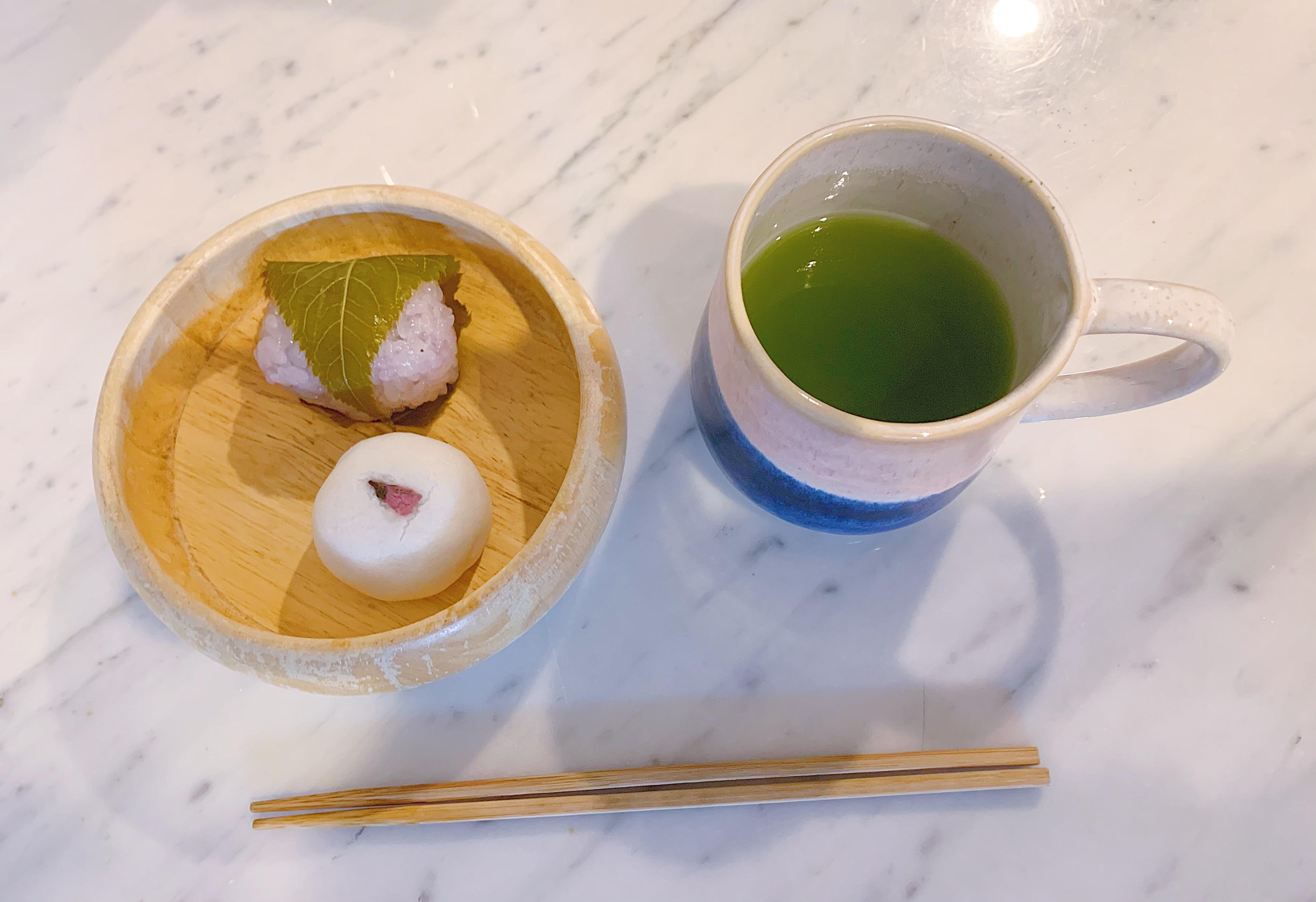 春のオススメ桜餅♡_2