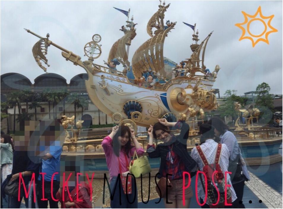 Tokyo Disney Sea♡思いっきり楽しむためのプチ情報3選♡_6