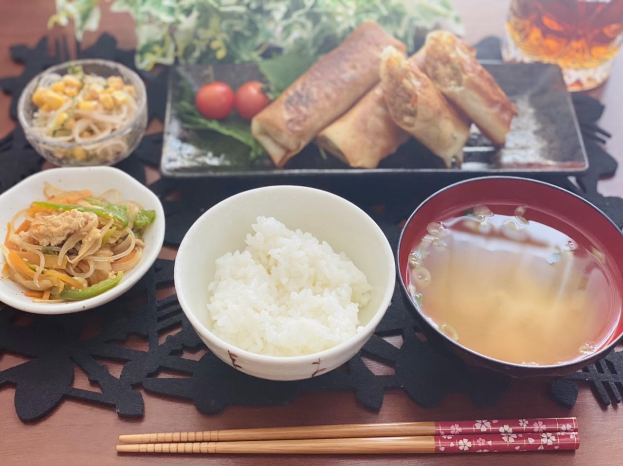 【今月のお家ごはん】アラサー女子の食卓!作り置きおかずでラク晩ご飯♡-Vol.25-_3