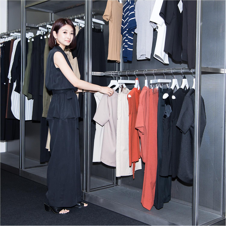 シンプルの中にこだわりを詰め込んだ『RIM.ARK』プレスルームに突撃! ディレクター・中村真里さんが魅力を語ります♡_1