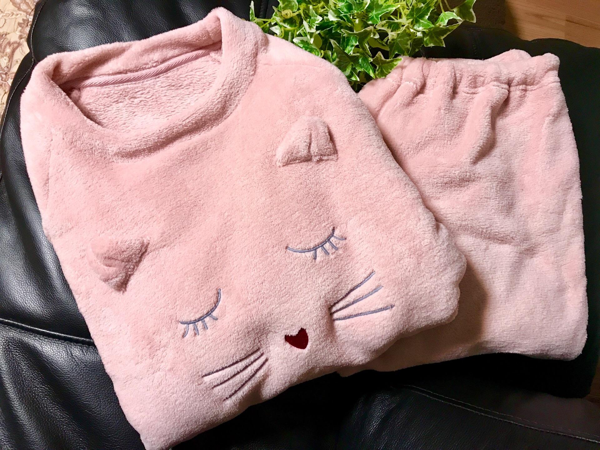 【GU】パジャマを新調して気分一新!着るだけでアガる《マシュマロフィールラウンジ》♡_1