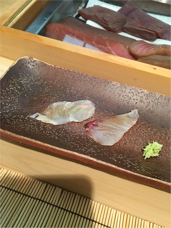 寿司好きが通う予約の取れない名店【すし匠】レポート♡モアハピ◡̈のぞみ♡_7