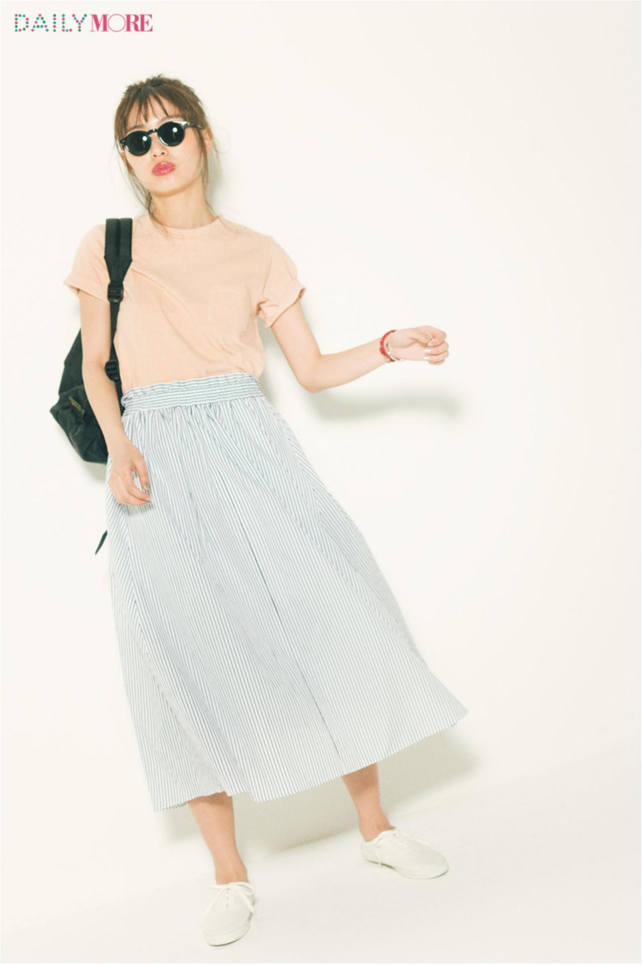 今年はどう着るのが正解? トレンド「Tシャツ」コーデまとめ♡_1_10