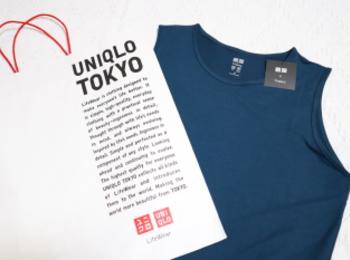 《5/14発売開始❤️》【UNIQLO×Theory】で絶対買うべき優秀エアリズムTシャツ☝︎❤︎!