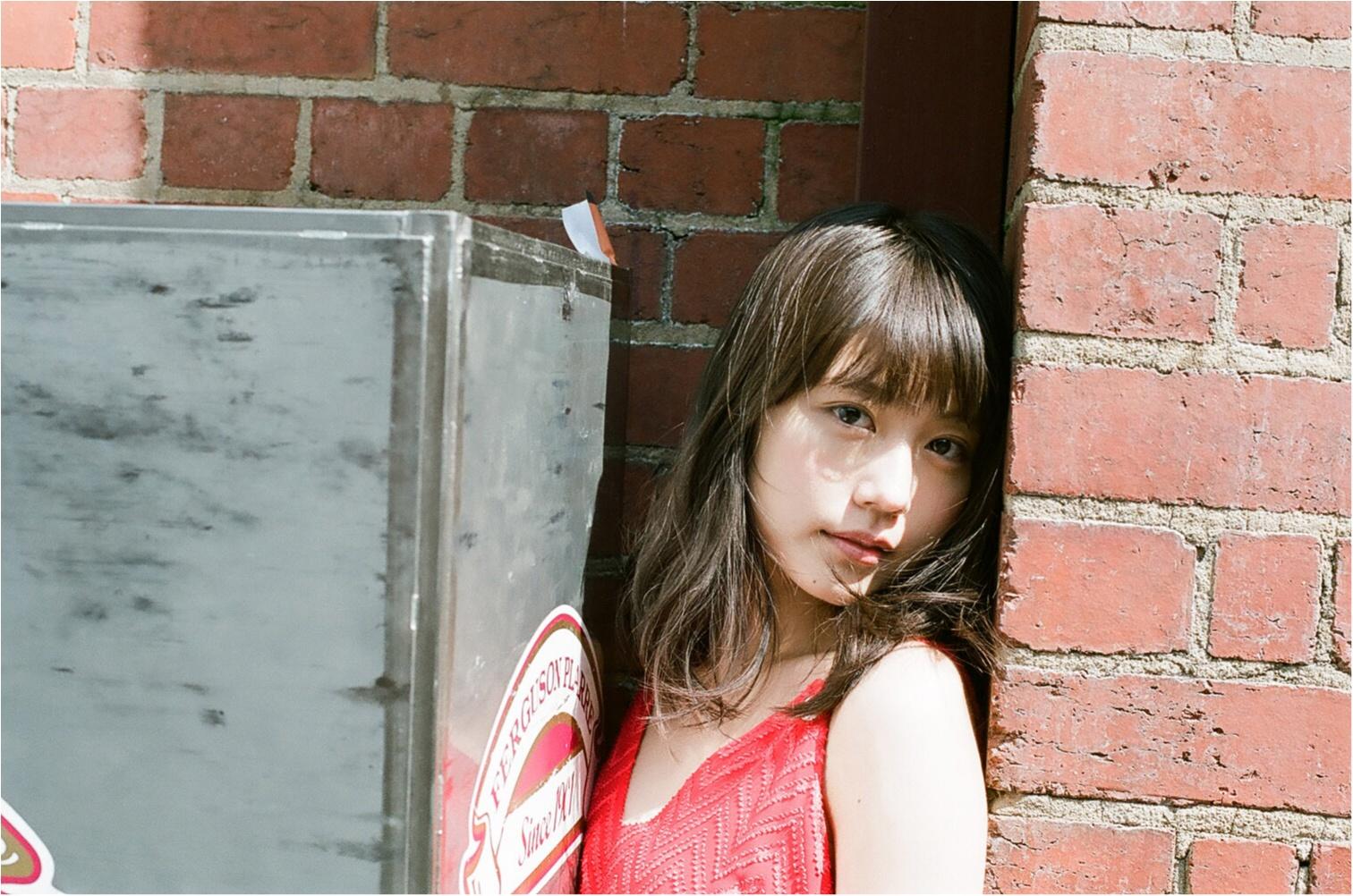今日が25歳のバースディ! 女優・有村架純さんがセルフプロデュースの写真集を発売します!【5/9(水)発売予定】_1