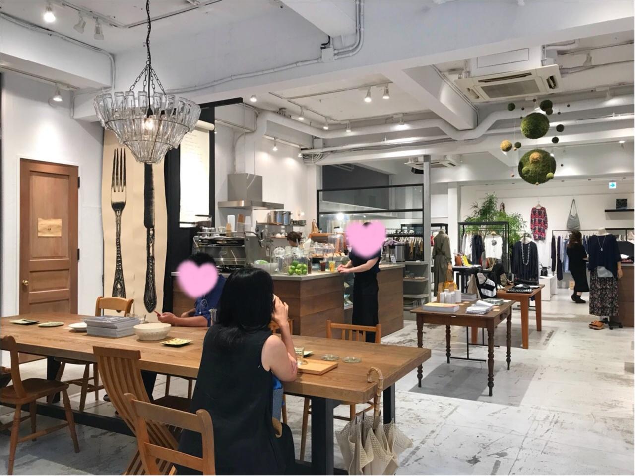 【東京】編集部の方に教えて頂いた中目黒の川沿いにあるオシャレなカフェ♡_1